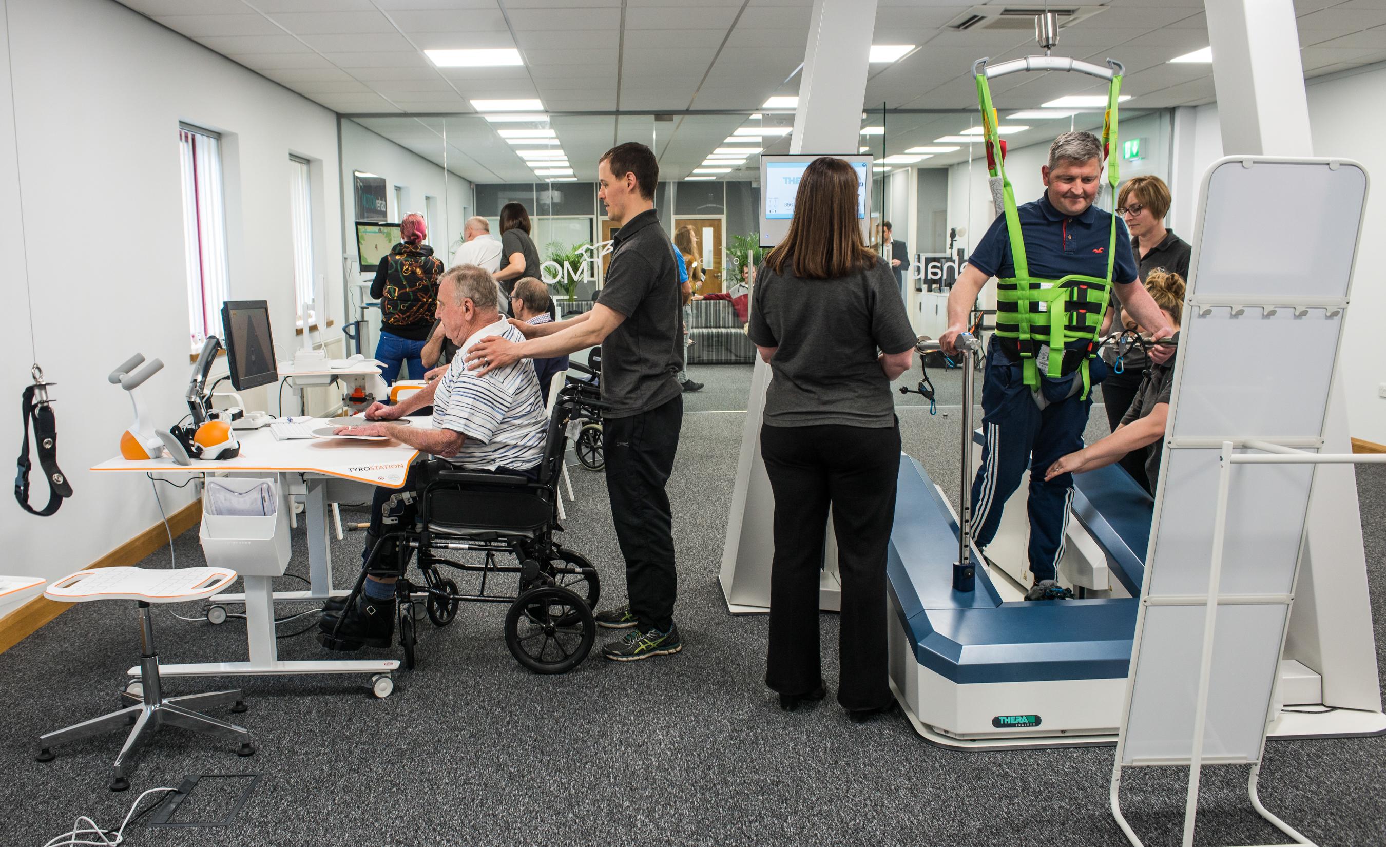 MOTIONrehab's Intensive Rehabilitation Centre in Leeds