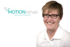 MOTIONrehab Clinical Director, Sarah Daniel