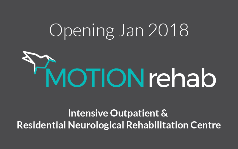 Intensive Outpatient & Residential Neurological Rehabilitation Centre