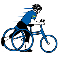 MOTIONrehab Client RaceRunning: Sport for All