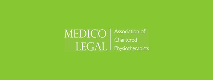 MOTIONrehab Director, Sarah Daniel made Chair of the Medico-Legal Association of Chartered Physiotherapists