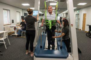 Robotic Gait Trainer
