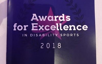 MOTIONrehab Proud to Sponsor the Disability Sports Awards