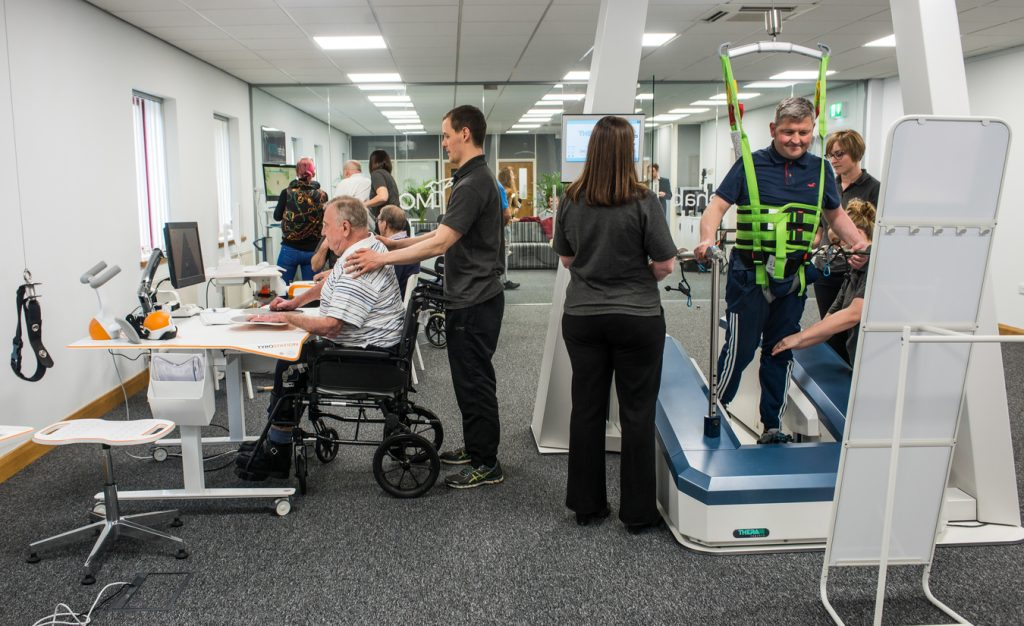 MOTIONrehab Intensive Neurological Rehabilitation Centre