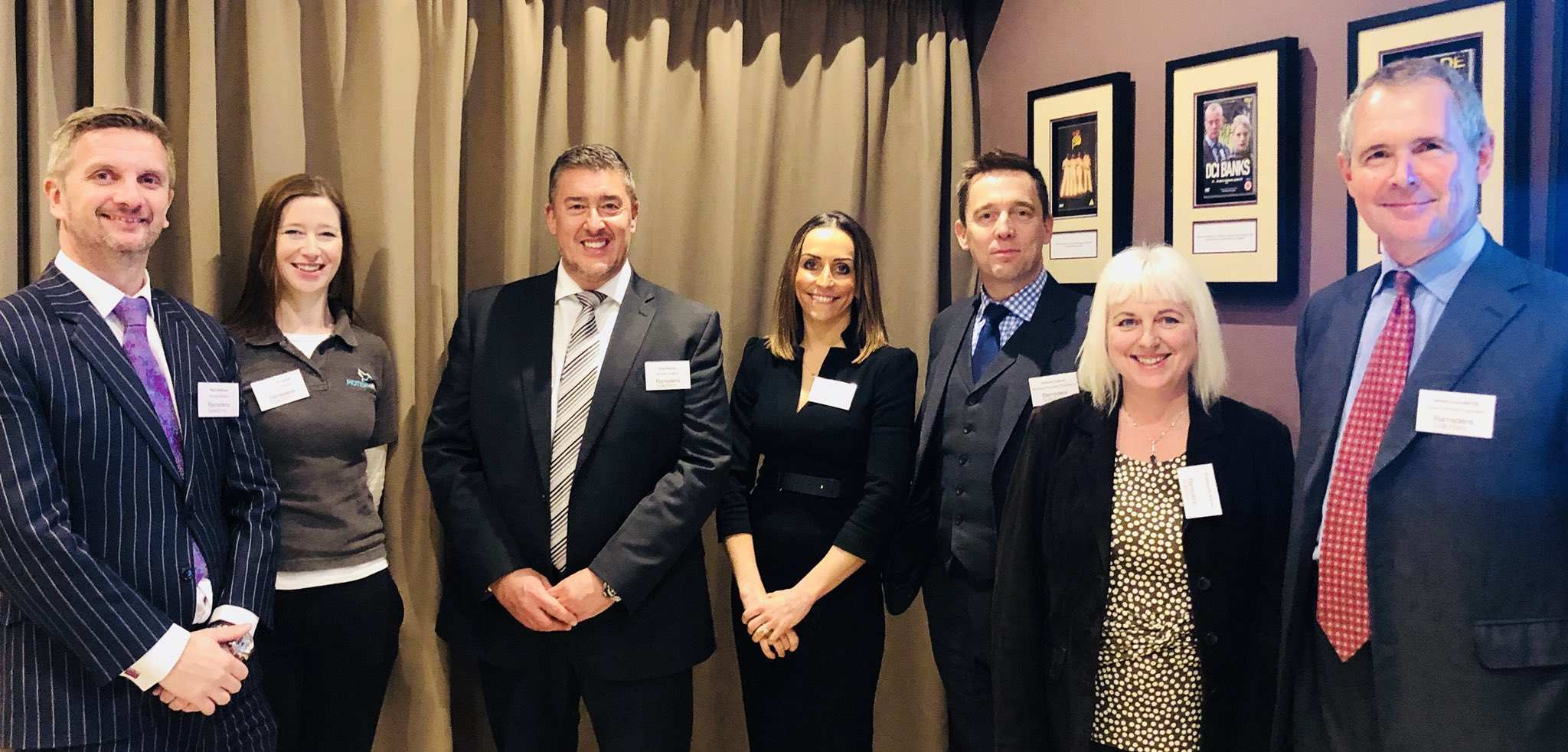 MOTIONrehab's Charlotte Foxton speaks at Ramsdens Solicitors Child Abuse Conference