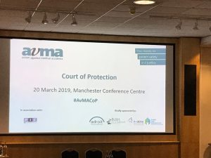 "MOTIONrehab presenting ""Getting the Right Therapy' at Court of Protection Conference"