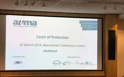 MOTIONrehab Present 'Getting the Right Therapy' at Court of Protection Conference