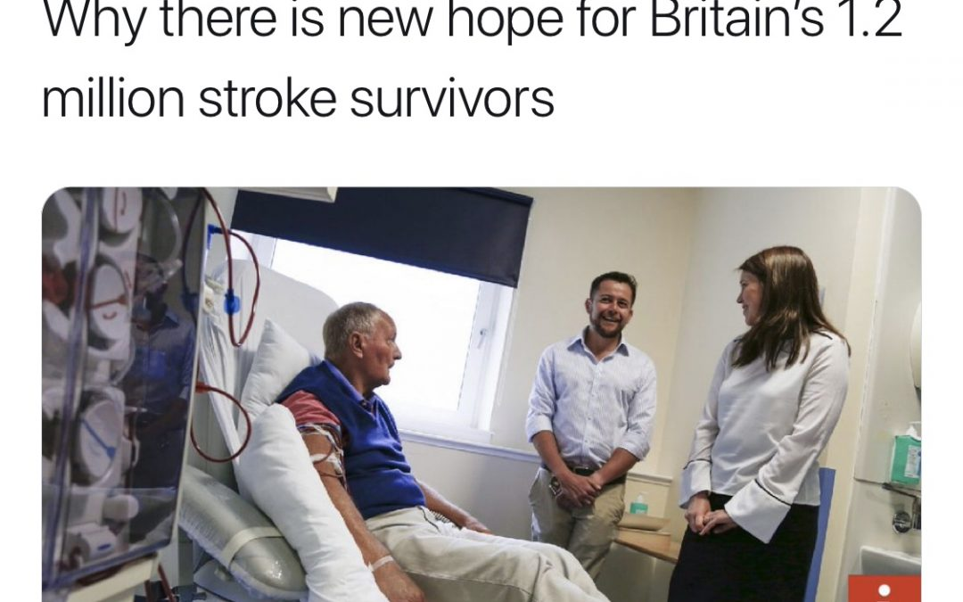 Major Study Reveals Improvements Can Be Made At Least 20 Years After A Stroke