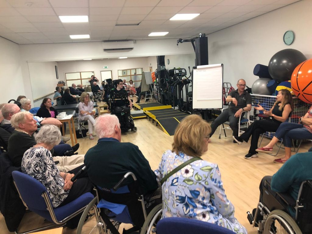 MOTIONrehab Hull Peer Support Group