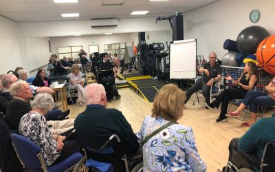 MOTIONrehab Community Peer Support Group – Hull