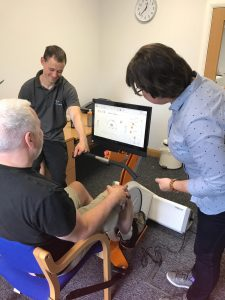 The new OMEGO at MOTIONrehab's Intensive Neurological Rehabilitation Centre