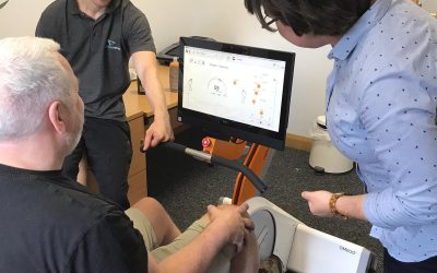 MOTIONrehab add OMEGO from Tyromotion to it's Intensive Neurological Rehabilitation Centre