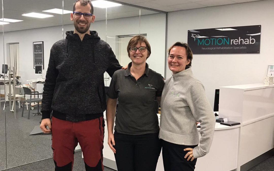 MOTIONrehab Welcome KPhysio From Slovakia