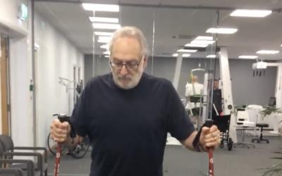 Ron's Story – Intensive Neurological Rehabilitation Following a Stroke