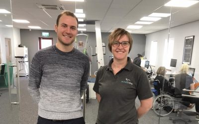 MOTIONrehab Welcomes Revigo Clinic, Switzerland