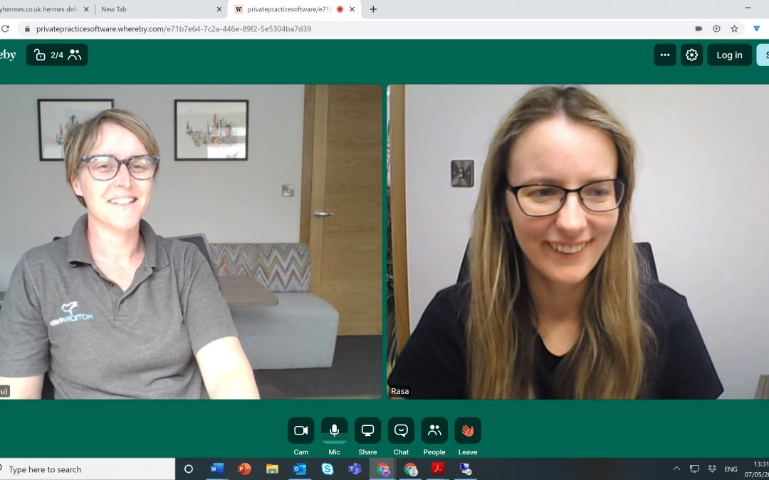 Remote Consultations During Covid-19, A Positive Experience? Without Doubt, Yes!