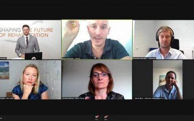 MOTIONrehab's Sarah Daniel and Amanda Newman Invited to Speak as Part of International Panel of Experts.