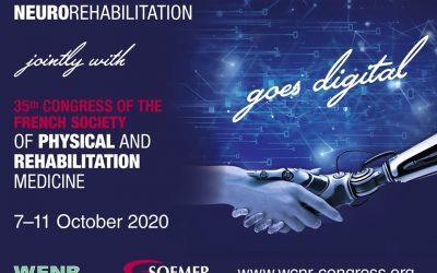 MOTIONrehab present at the 11th World Congress for Neurorehabilitation.