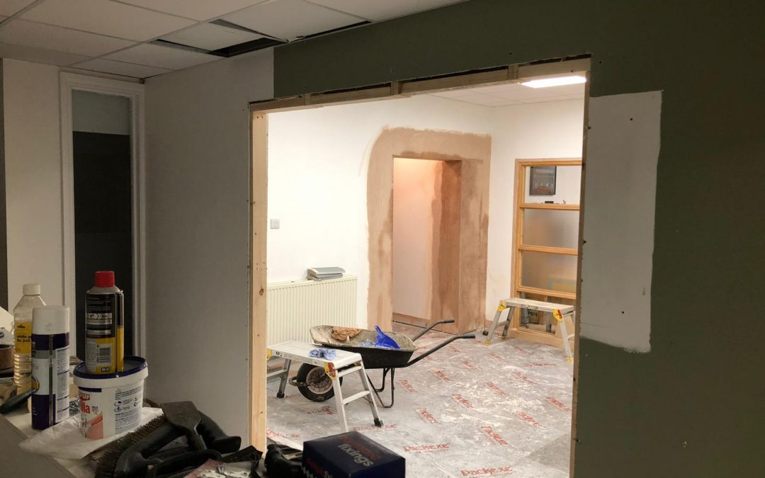 Building Starts on MOTIONrehab's Intensive Robotic Neurological Rehabilitation Centre in Hull.