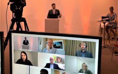MOTIONrehab Invited to Speak at Tyromotion's Global Sales Summit.