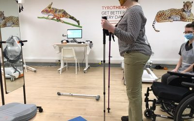 Emily's Intensive Neurological Rehabilitation Diary – Week 5 – 80 Hours Completed!
