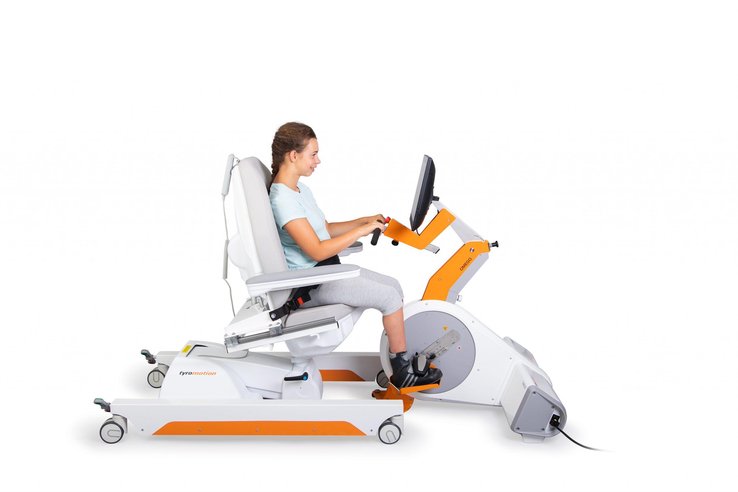 OMEGO robotic gait trainer