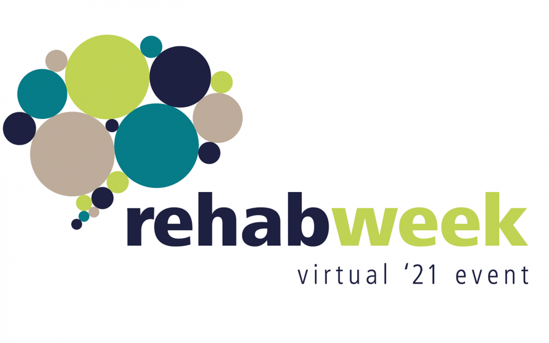 Clinical Director, Sarah Daniel will be presenting and participating in Q & A sessions as part of an expert panel at Rehab Week 2021.